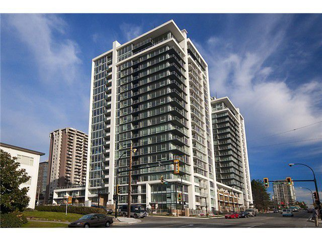 Main Photo: # 501 1320 CHESTERFIELD AV in North Vancouver: Central Lonsdale Condo for sale : MLS®# V1103182