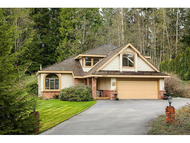 Main Photo: 26177 126th St. in Maple Ridge: Whispering Hills House for sale : MLS®# V1113864