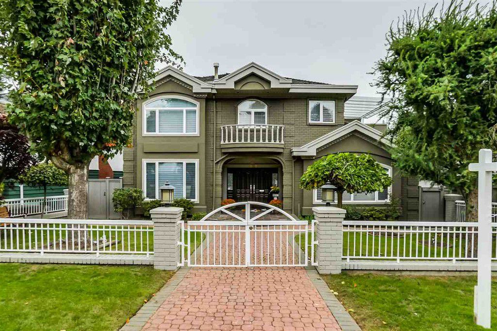 Main Photo: 2563 EDGAR CRESCENT in Vancouver: Quilchena House for sale (Vancouver West)  : MLS®# R2066887