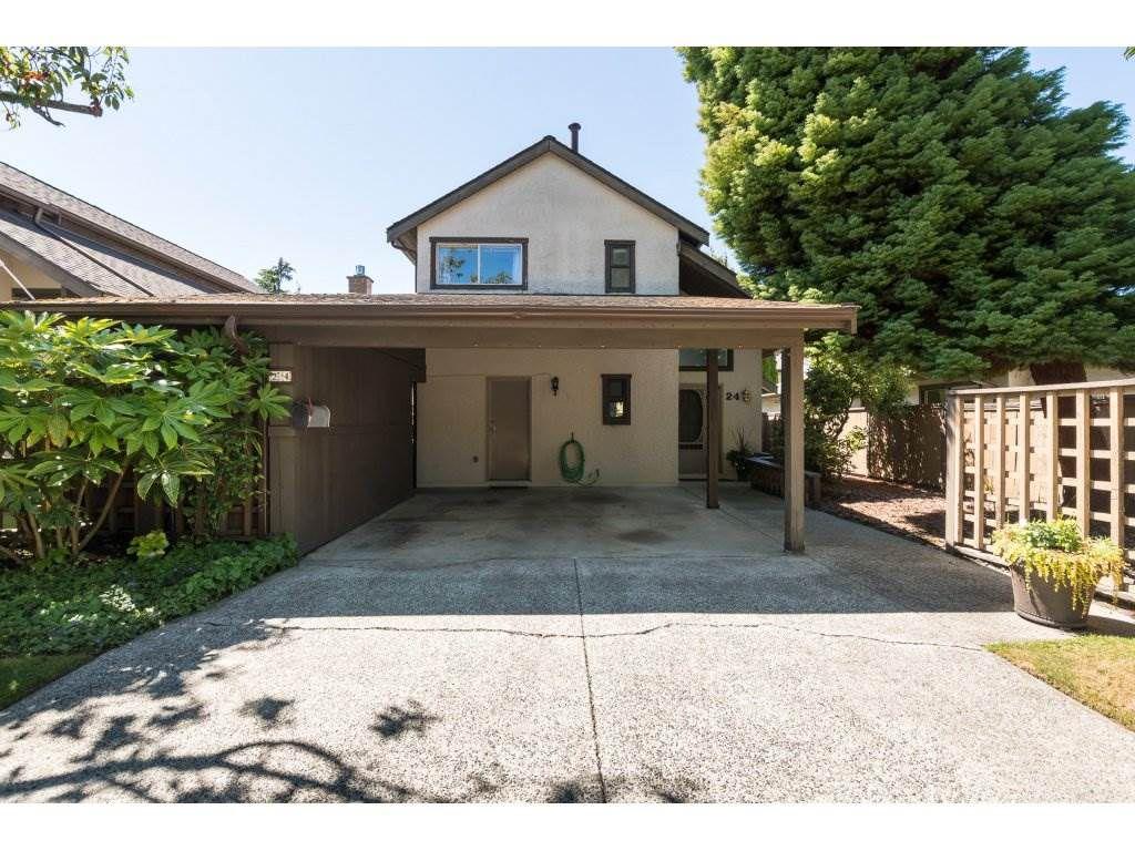 Main Photo: 24 11291 7TH AVENUE in Richmond: Steveston Village House for sale : MLS®# R2290003