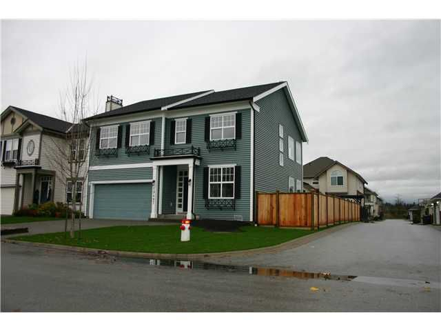 """Main Photo: 19487 HOFFMANN Way in Pitt Meadows: South Meadows House for sale in """"SAWYERS LANDING"""" : MLS®# V980929"""