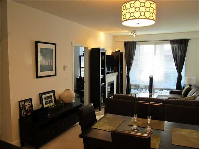 """Main Photo: 307 7488 BYRNEPARK Walk in Burnaby: South Slope Condo for sale in """"GREEN"""" (Burnaby South)  : MLS®# V998024"""