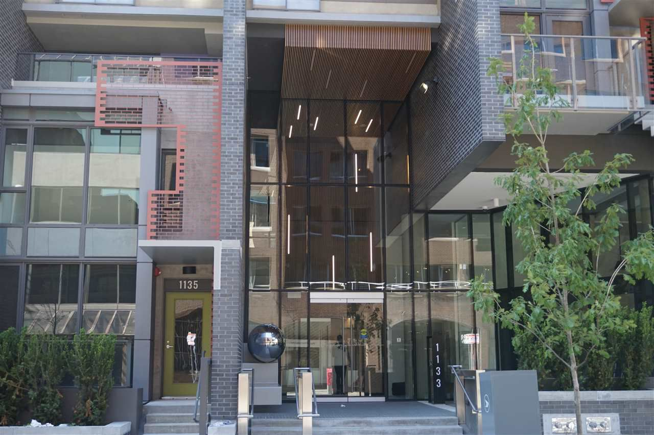Main Photo: 510 1133 HORNBY STREET in Vancouver: Downtown VW Condo for sale (Vancouver West)  : MLS®# R2284653