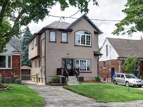 Main Photo: 32 Winslow Street in Toronto: Stonegate-Queensway House (2-Storey) for sale (Toronto W07)  : MLS®# W2718569