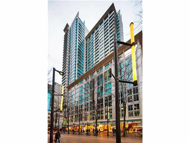 Main Photo: 606 610 GRANVILLE STREET in : Downtown VW Condo for sale : MLS®# V1097207