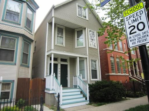 Main Photo: 1450 WELLINGTON Avenue in CHICAGO: Lake View Multi Family (2-4 Units) for sale ()  : MLS®# 08054961