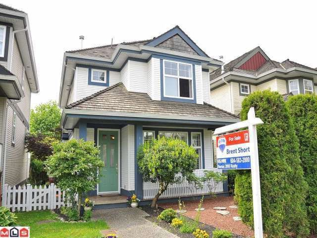Main Photo: 14872 58TH Avenue in Surrey: Sullivan Station House for sale : MLS®# F1215592