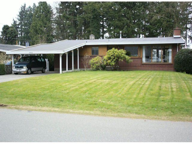 Main Photo: 2867 WOODLAND Street in Abbotsford: Central Abbotsford House for sale : MLS®# F1305815