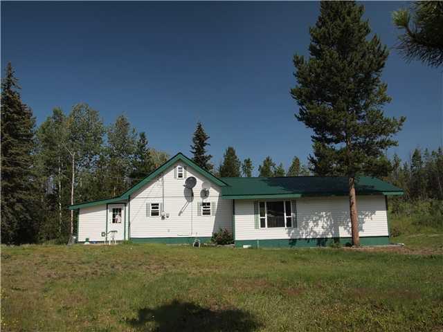 Main Photo: 8141 WATTIE Road in Lone Butte: Lone Butte/Green Lk/Watch Lk House for sale (100 Mile House (Zone 10))  : MLS®# N229455