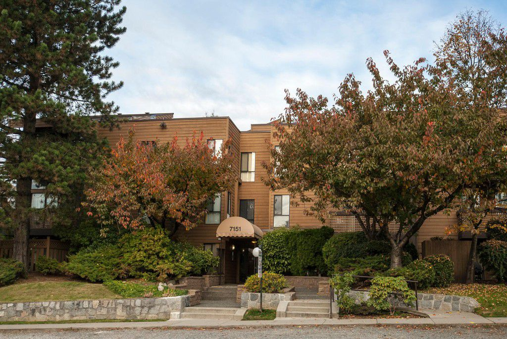 Main Photo: # 502 7151 EDMONDS ST in Burnaby: Highgate Condo for sale (Burnaby South)  : MLS®# V1033884