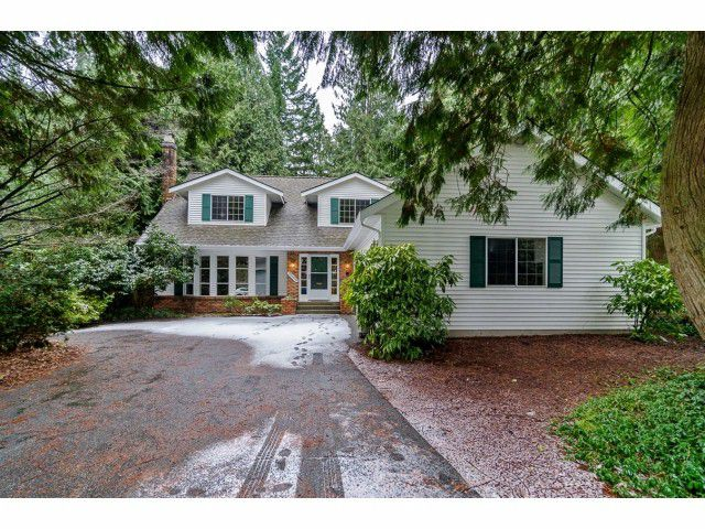 Main Photo: 20500 46A Ave in Langley: Langley City House for sale : MLS®# F1300954