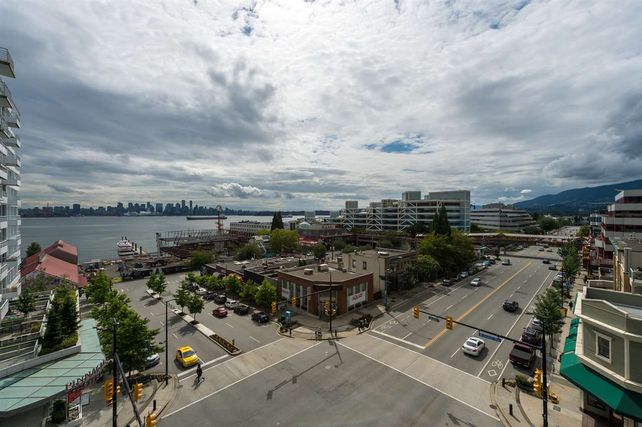 Main Photo: 608 100 E ESPLANADE STREET in : Lower Lonsdale Condo for sale : MLS®# R2080340