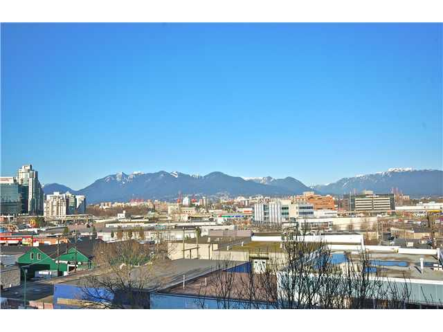 Main Photo: 508 256 E 2ND Avenue in Vancouver: Mount Pleasant VE Condo for sale (Vancouver East)  : MLS®# V930602