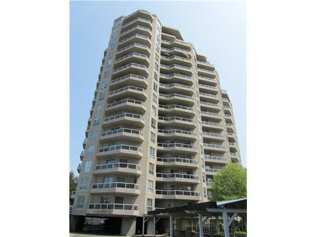 "Main Photo: 604 1185 QUAYSIDE Drive in New Westminster: Quay Condo for sale in ""THE RIVIERA"" : MLS®# V961261"