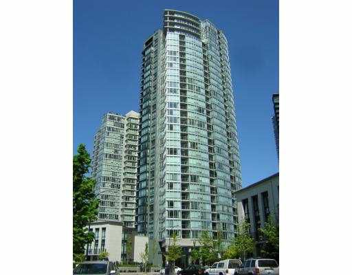 """Main Photo: 2101 1495 RICHARDS ST in Vancouver: False Creek North Condo for sale in """"AZURA II"""" (Vancouver West)  : MLS®# V593731"""