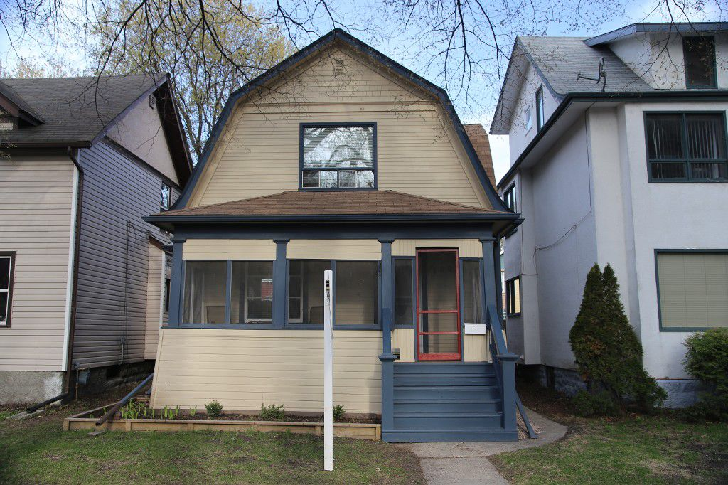 Welcome to 180 Evanson St. in Wolseley