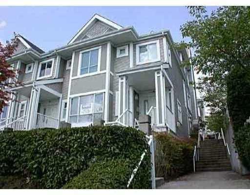 "Main Photo: 1 2883 E KENT NORTH AV in Vancouver: Fraserview VE Townhouse for sale in ""RIVERWALK"" (Vancouver East)  : MLS®# V537337"