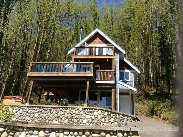Main Photo: 10285 YOUBOU ROAD in YOUBOU: Z3 Youbou House for sale (Zone 3 - Duncan)  : MLS®# 374011