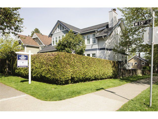 Main Photo: 103 W 15TH AV in Vancouver: Mount Pleasant VW Condo for sale (Vancouver West)  : MLS®# V1064867
