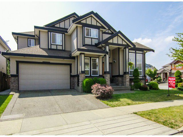 Main Photo: 18710 66TH Avenue in Surrey: Cloverdale BC House for sale (Cloverdale)  : MLS®# F1420521