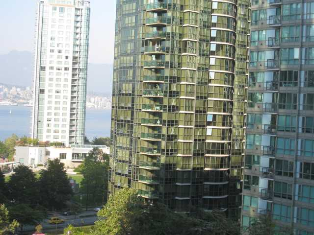 Main Photo: # 608 1333 W GEORGIA ST in Vancouver: Coal Harbour Condo for sale (Vancouver West)  : MLS®# V846673