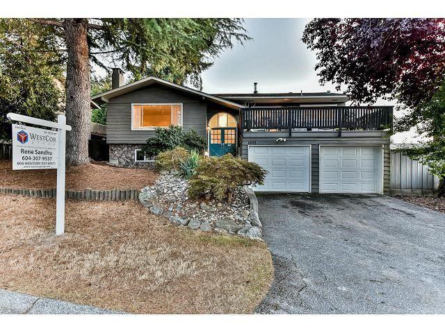 Main Photo: 8801 DELVISTA DR in Delta: Nordel House for sale (N. Delta)  : MLS®# F1448139