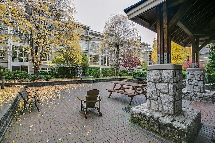 """Photo 15: Photos: 307 630 ROCHE POINT Drive in North Vancouver: Roche Point Condo for sale in """"THE LEGEND"""" : MLS®# V978855"""
