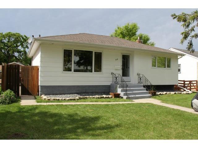 Main Photo: 25 Portland Avenue in WINNIPEG: St Vital Residential for sale (South East Winnipeg)  : MLS®# 1312058