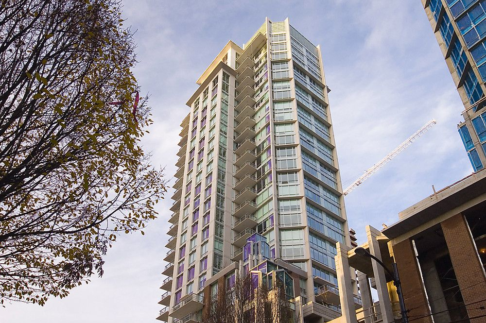 "Main Photo: # 2203 565 SMITHE ST in Vancouver: Downtown VW Condo for sale in ""VITA"" (Vancouver West)  : MLS®# V1015686"