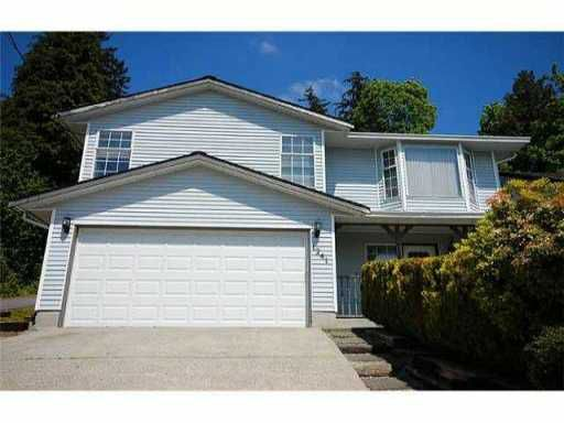 Main Photo: 1241 Rochester Avenue in Coquitlam: Central Coquitlam House for sale : MLS®# V857732