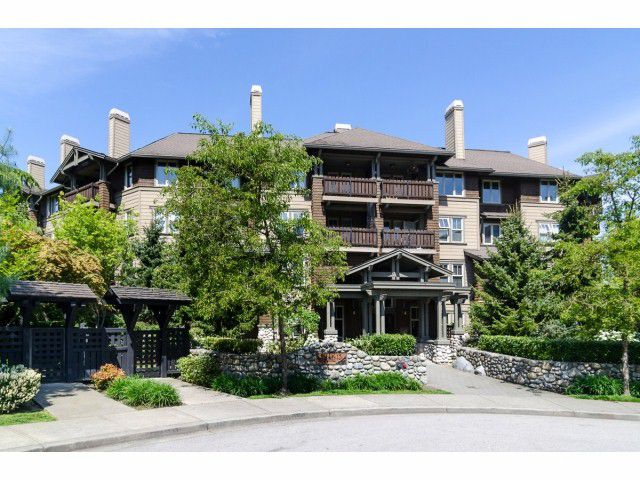 Main Photo: # 408 15 SMOKEY SMITH PL in New Westminster: GlenBrooke North Condo for sale : MLS®# V1062515