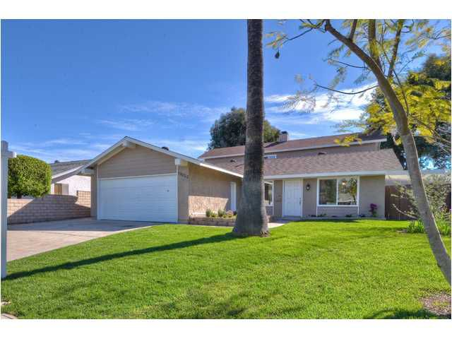 Main Photo: Residential for sale : 5 bedrooms : 13033 Earlgate Ct in Poway