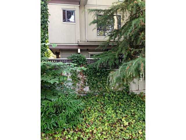 Main Photo: 2807 2807 Alder Street in Vancouver: Townhouse for sale : MLS®# V1080874