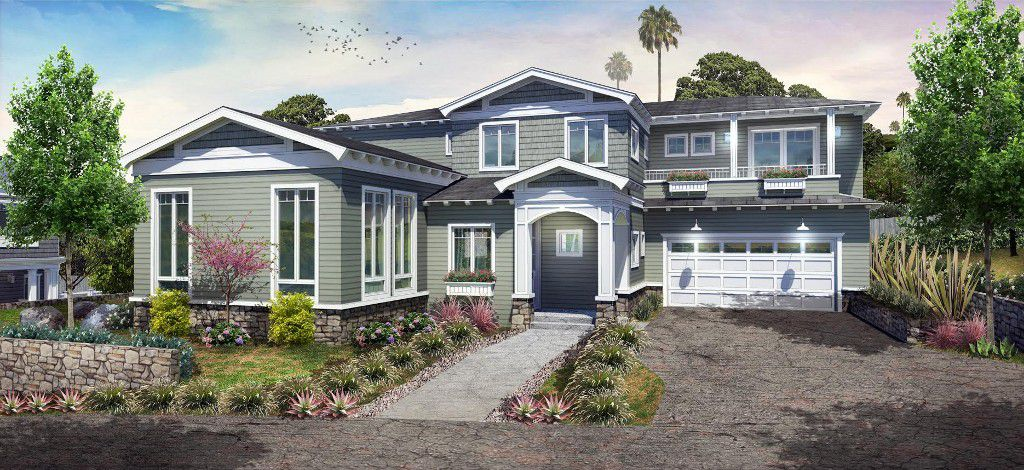 Main Photo: Residential for sale (Leucadia)  : 4 bedrooms : 808 Hygeia in Encinitas