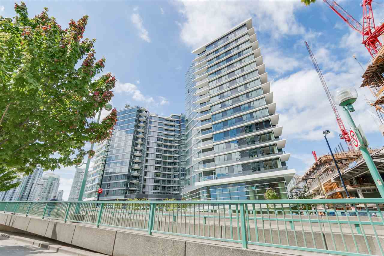 Main Photo: 1656 38 SMITHE STREET in Vancouver: Yaletown Condo for sale (Vancouver West)  : MLS®# R2095072