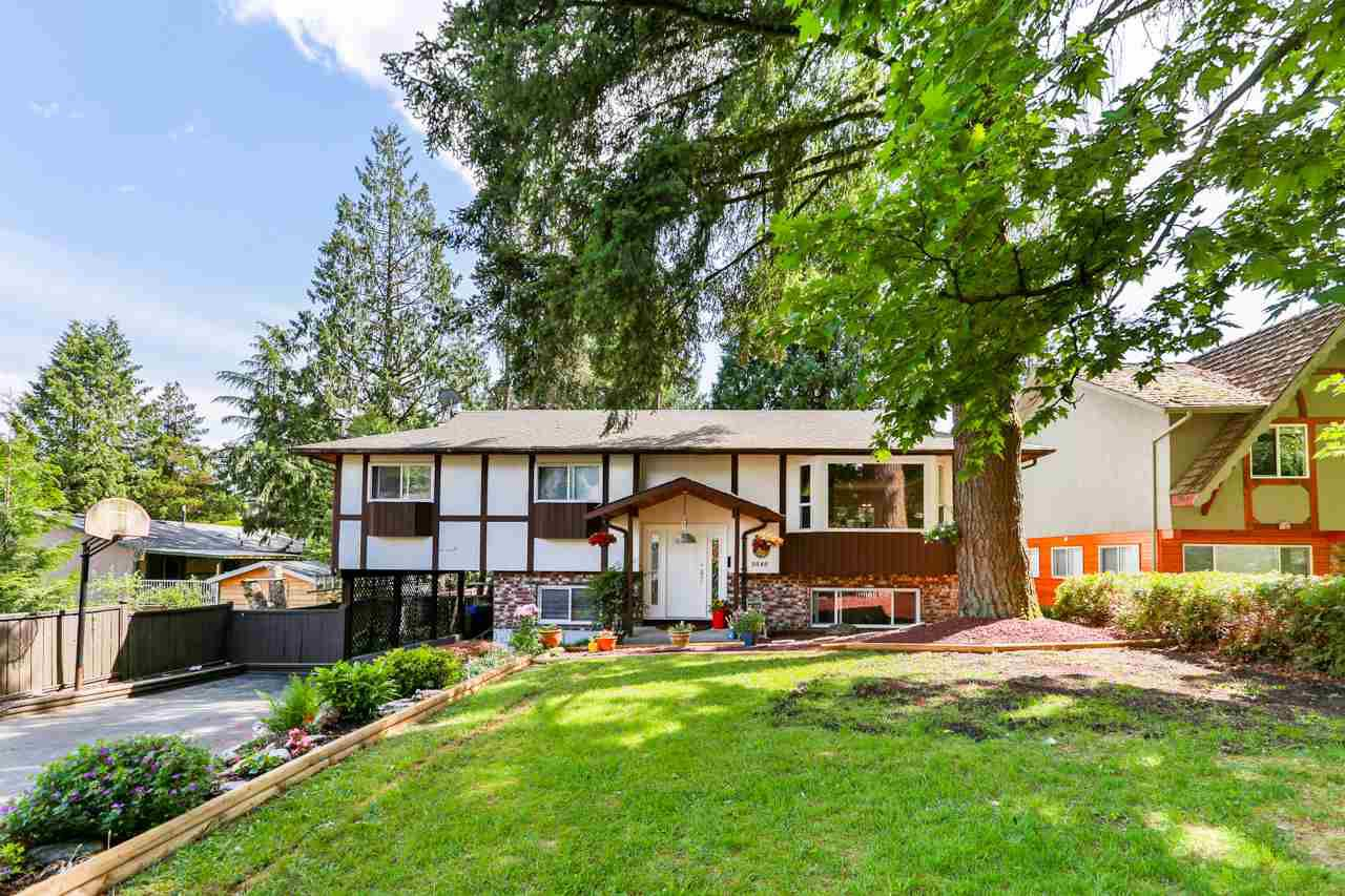 Main Photo: 3848 CLEMATIS CRESCENT in Port Coquitlam: Oxford Heights House for sale : MLS®# R2274835