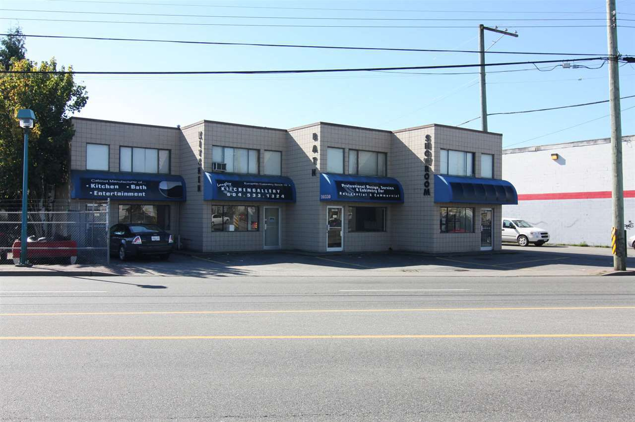 Main Photo: 20332 LOGAN AVENUE in Langley: Industrial  : MLS®# C8003354