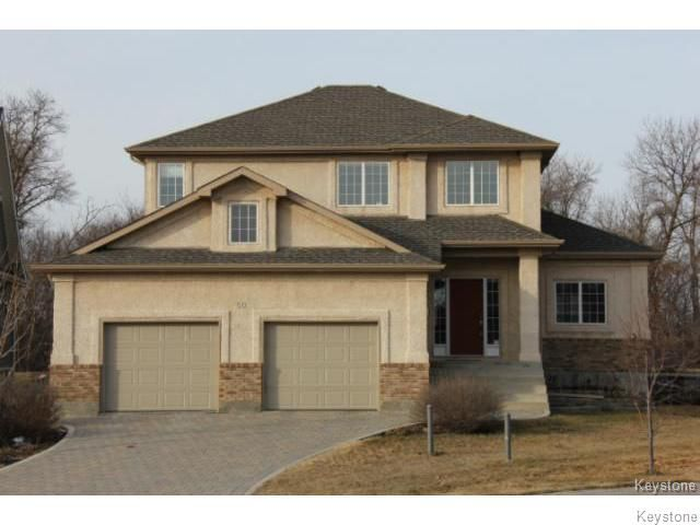 Main Photo: 50 Riverhaven Grove in WINNIPEG: St Vital Residential for sale (South East Winnipeg)  : MLS®# 1409375