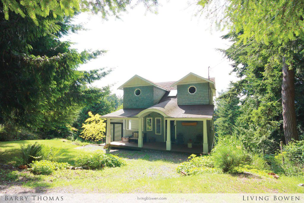 Main Photo: 901 Clipper Place in Bowen Island: Bluewater House for sale : MLS®# V1073588