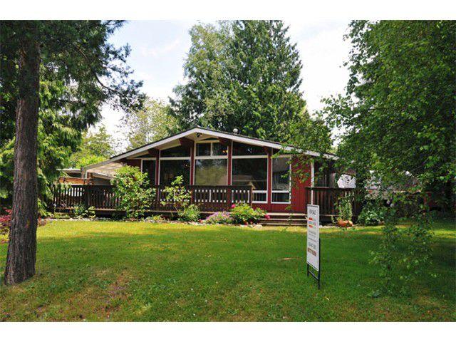 Main Photo: 11808 HAWTHORNE ST in Maple Ridge: Cottonwood MR House for sale : MLS®# V1065265