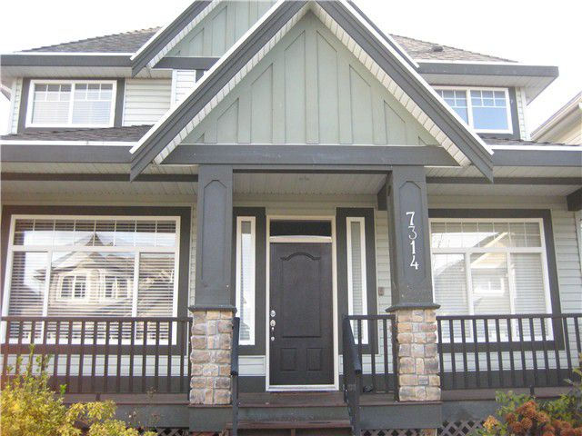 Main Photo: 7314 197TH ST in Langley: Willoughby Heights House for sale : MLS®# F1427370