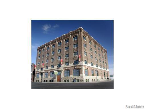 Main Photo: #302 - 2206 DEWDNEY AVENUE in Regina: Warehouse District Condominium for sale (Regina Area 03)  : MLS®# 556652