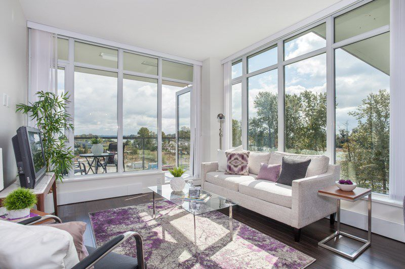 Main Photo: 506 3168 RIVERWALK AVENUE in Vancouver: Champlain Heights Condo for sale (Vancouver East)  : MLS®# R2106705