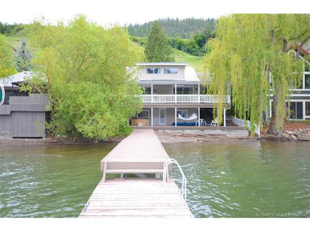 Main Photo: 8351 Okanagan Landing Road in Vernon: House for sale : MLS®# 10049147