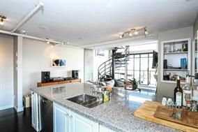 Main Photo: 710 428 W 8 Avenue in Vancouver: Mount Pleasant VW Condo for sale (Vancouver West)  : MLS®# R2088078