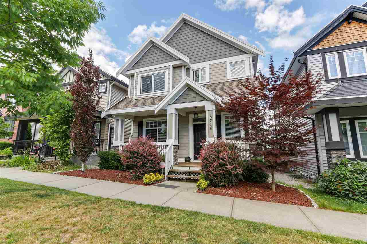 Main Photo: 6716 193B STREET in Surrey: Clayton House for sale (Cloverdale)  : MLS®# R2285431