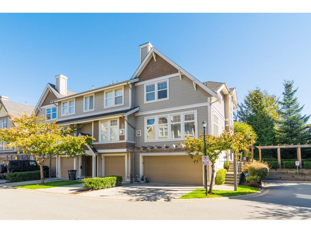 Main Photo: 23 6588 188 STREET in Surrey: Cloverdale BC Townhouse for sale (Cloverdale)  : MLS®# R2311211