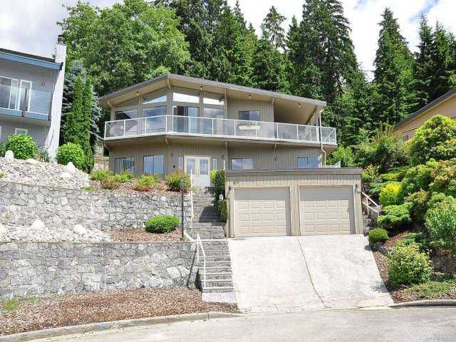 "Main Photo: 45 BEDINGFIELD Street in Port Moody: Barber Street House for sale in ""BARBER STREET"" : MLS®# V960583"