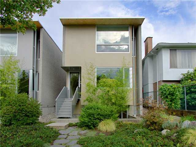 Main Photo: 4308 ONTARIO Street in Vancouver: Main House for sale (Vancouver East)  : MLS®# V969652