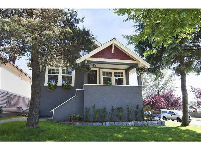 Main Photo: 3104 E GEORGIA ST in Vancouver: Renfrew VE House for sale (Vancouver East)  : MLS®# V1068215
